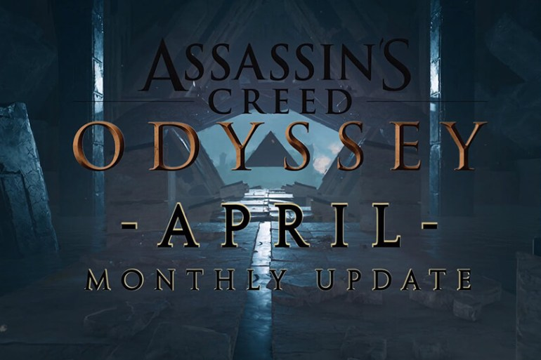 Assassin's Creed Odyssey Abril 2019