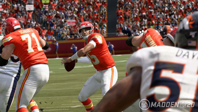 Madden NFL 20 Anuncio 5