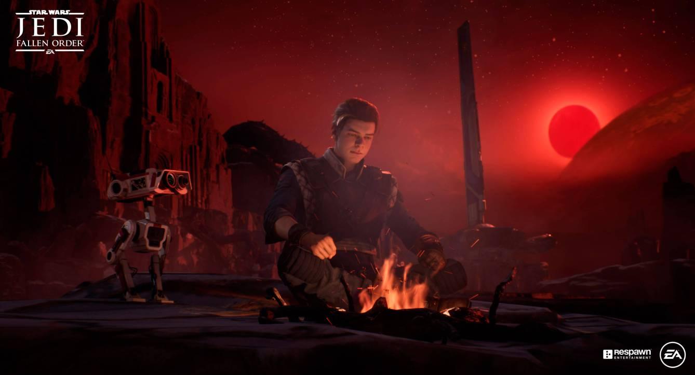 Star Wars Jedi Fallen Order Anuncio 4