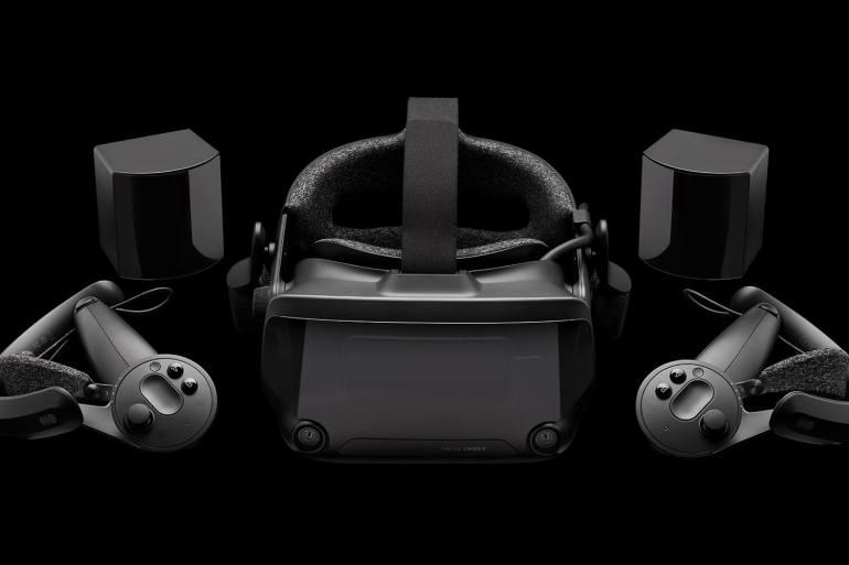 realidad virtual Valve Index