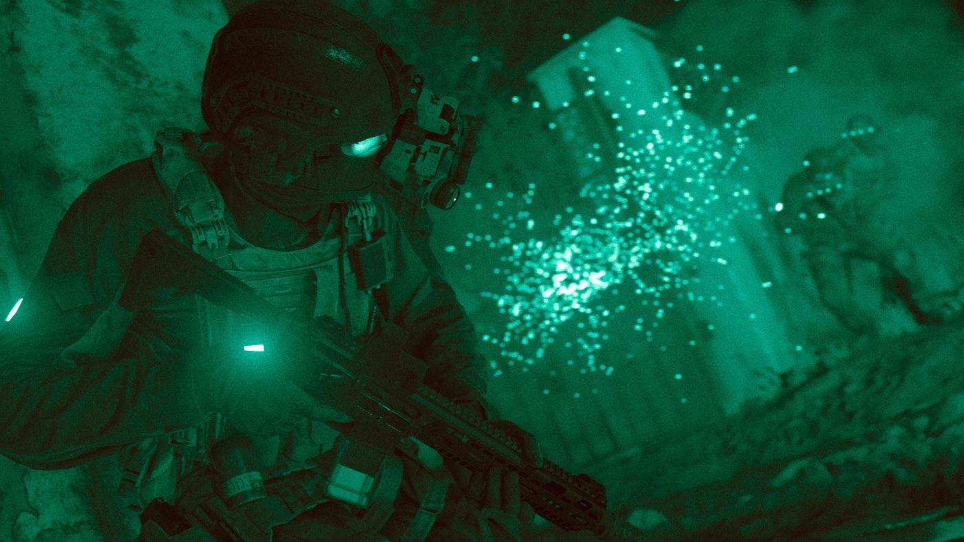anzamiento de Call of Duty: Modern Warfare