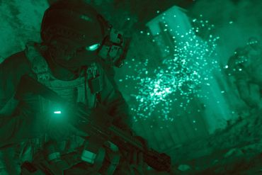 anzamiento de Call of Duty: Modern Warfare