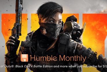 Humble Monthly Bundle de junio 2019