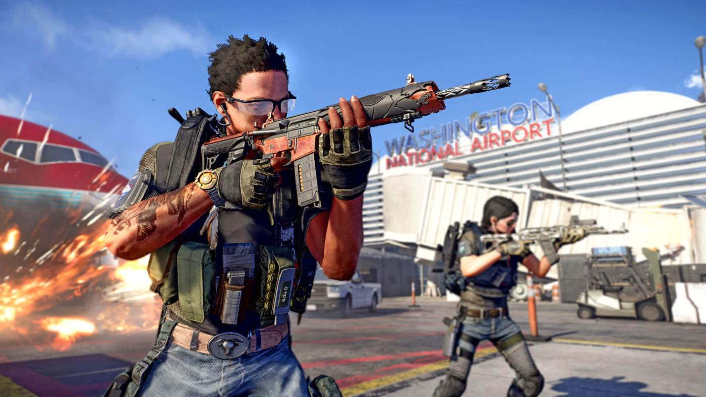 Tom Clancy's The Division 2 Operación Horas Oscuras 1