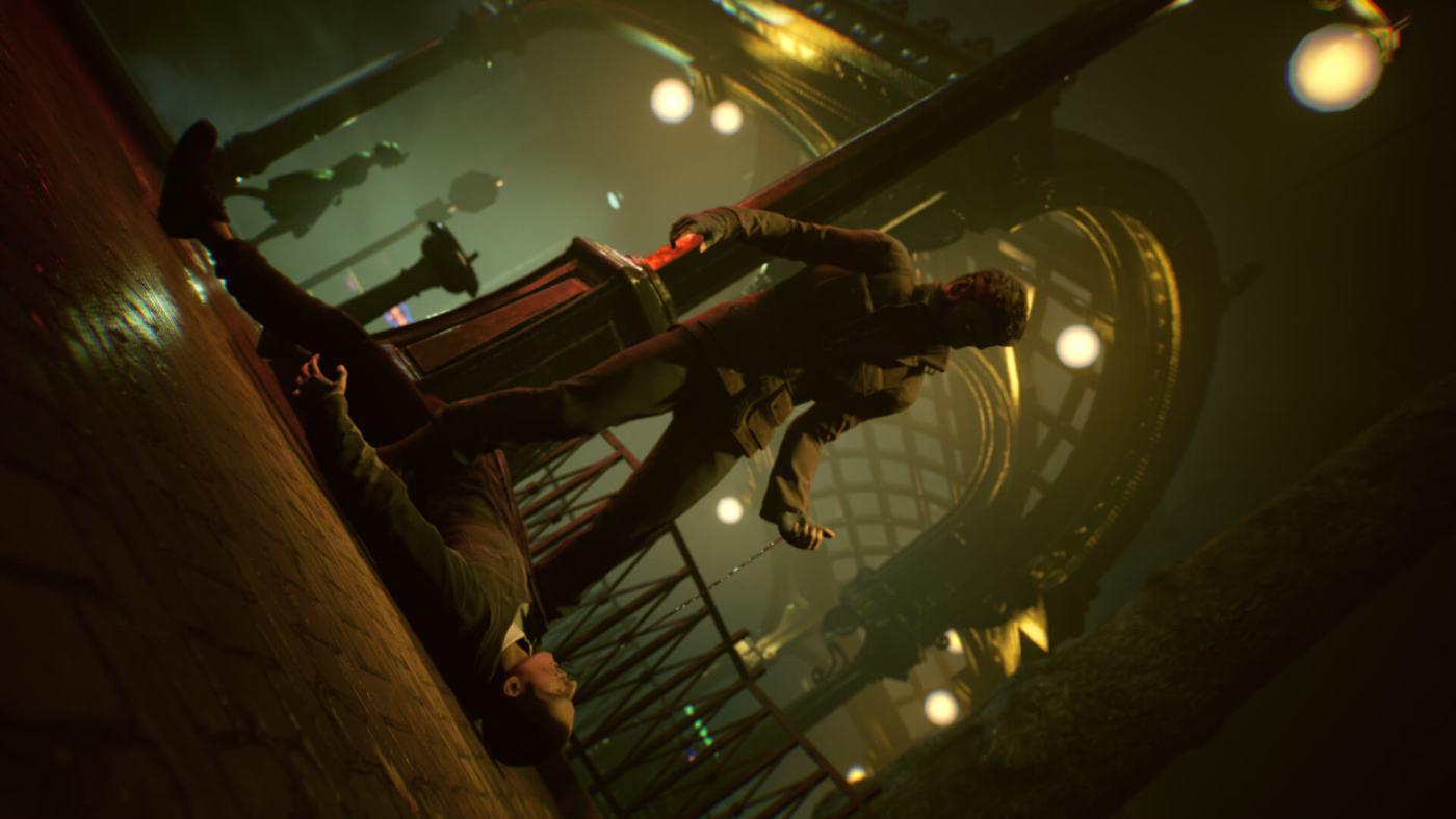 Vampire The Masquerade Bloodlines 2 Cp 2019