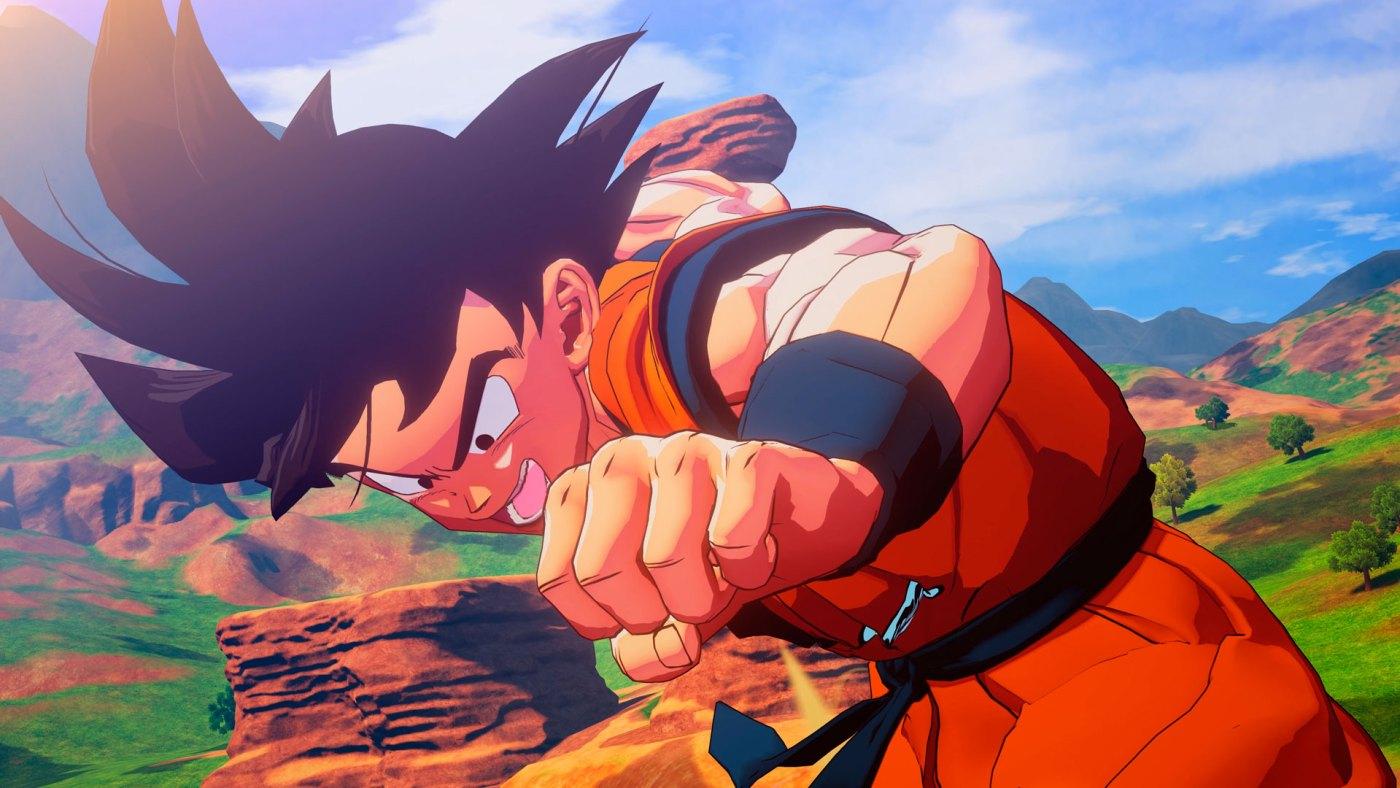 Requisitos de Dragon Ball Z: Kakarot
