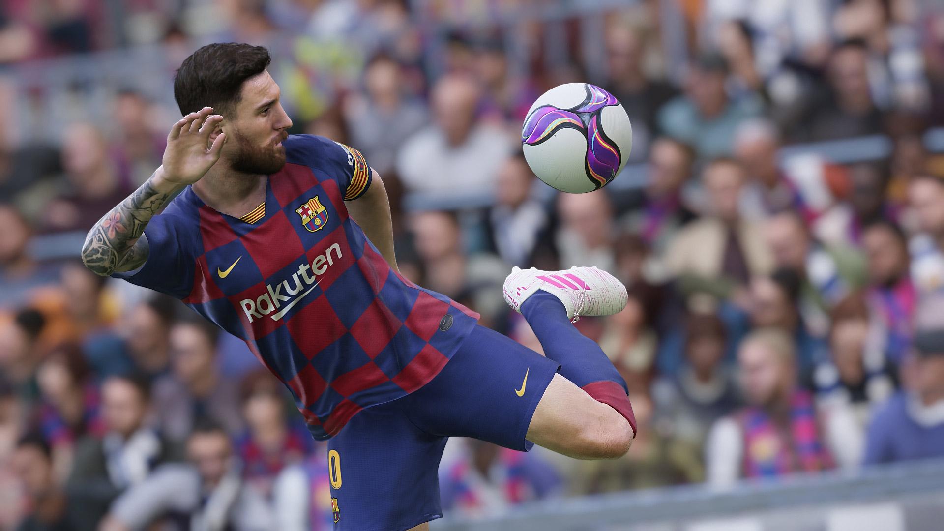 eFootball PES 2020 E3 2019 2