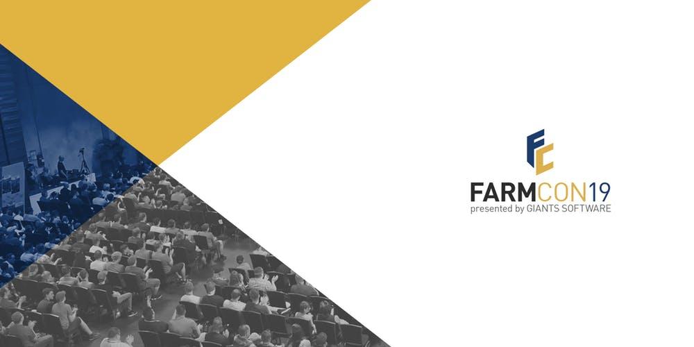 FarmCon 19 Giants Software