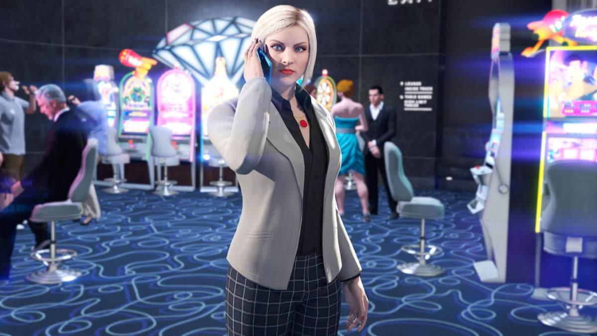 GTA Online The Diamond Casino Resort 6