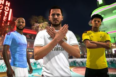 FIFA 20 Volta