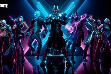 temporada X de Fortnite
