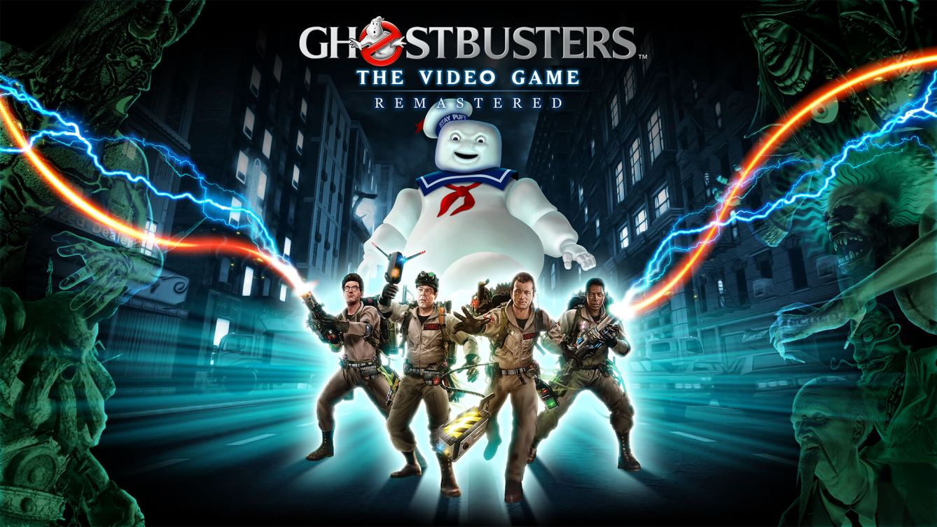 Ghostbusters The Video Game Remastered Art