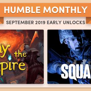 Monthly Bundle de septiembre 2019