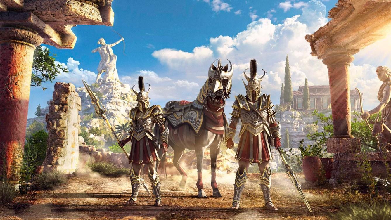Assassins Creed Odyssey Objetos Septiembre