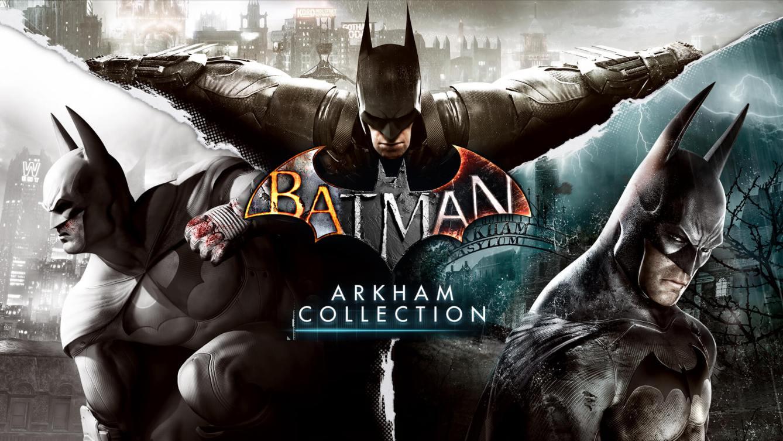 Batman Arkham Collection Gratis