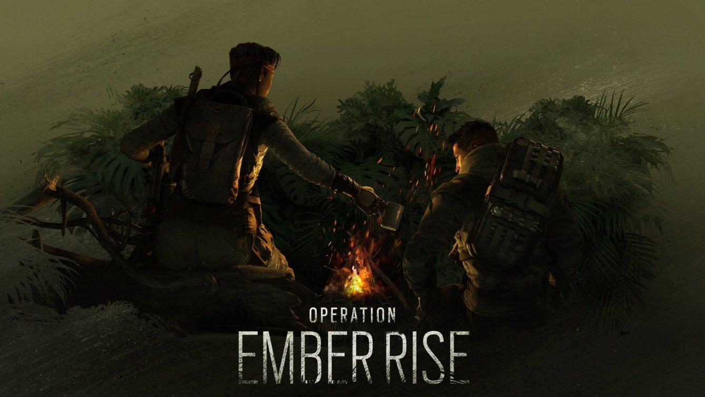 Rainbow Six Siege Operación Ember Rise 1