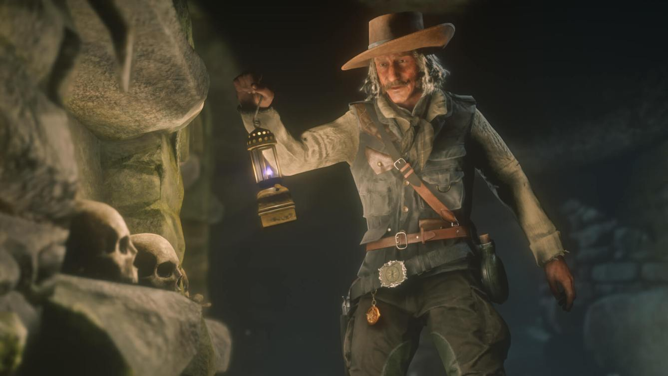 Red Dead Online Roles coleccionista 1