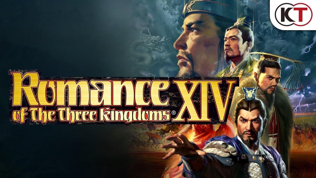 Romance of the Three Kingdoms XIV