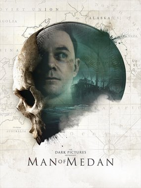 The Dark Pictures Man of Medan Análisis Cover