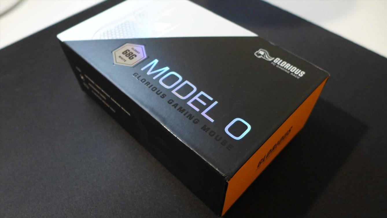 Glorious Model O Análisis Caja