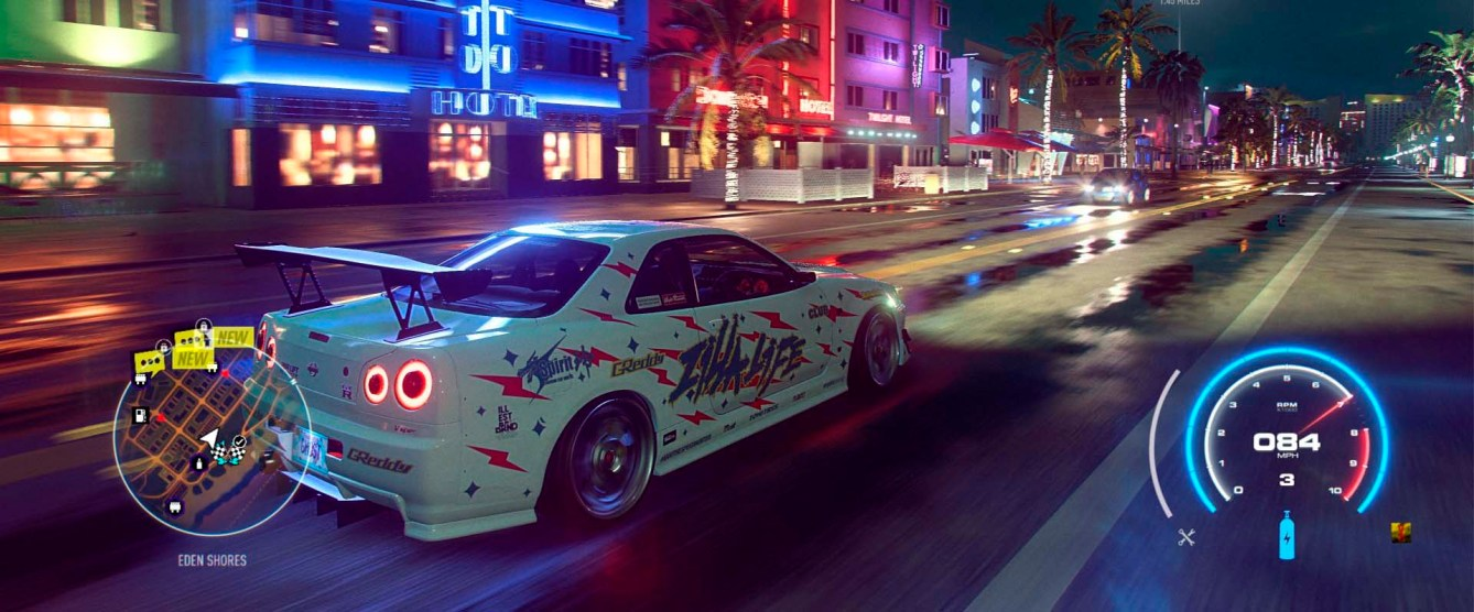 Need for Speed Heat Análisis Texto 1