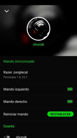 Razer Junglecat Análisis - Gamepad (1)