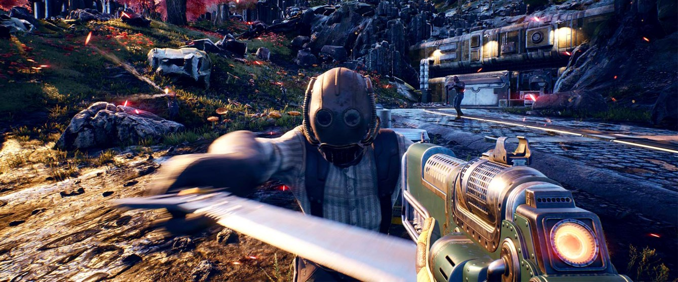 The Outer Worlds Análisis Texto 4