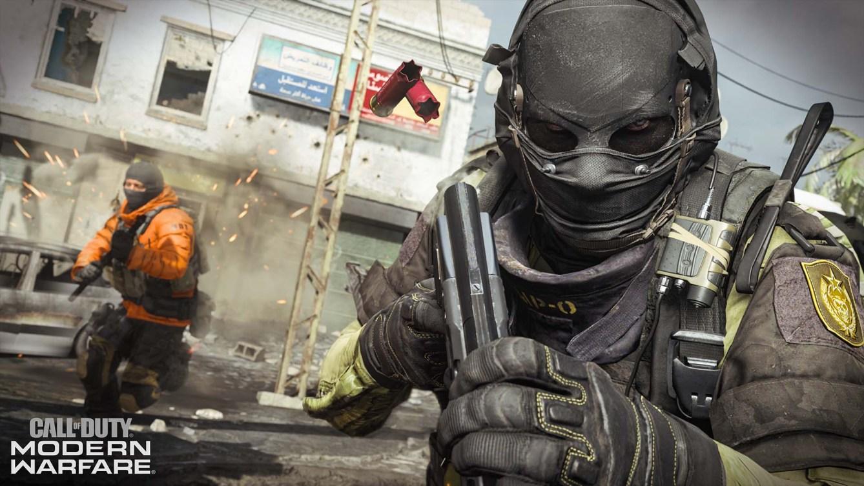 Call of Duty Modern Warfare Temporada Uno Anuncio 2