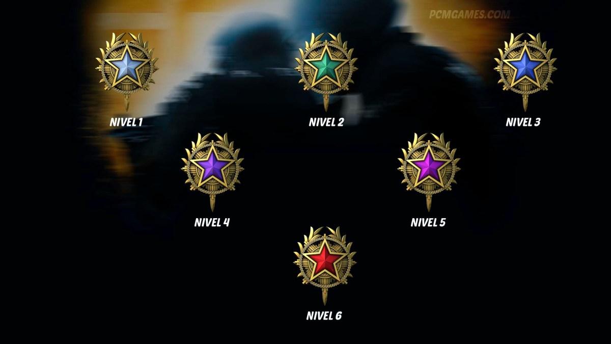 medallas de servicio 2020