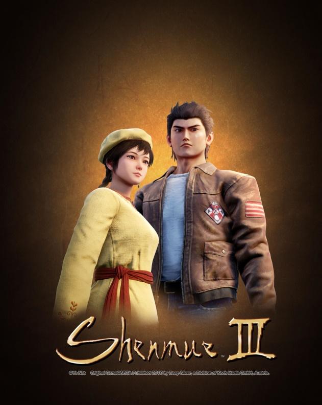 Shenmue III 2020
