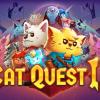 lanzamiento de Cat Quest II