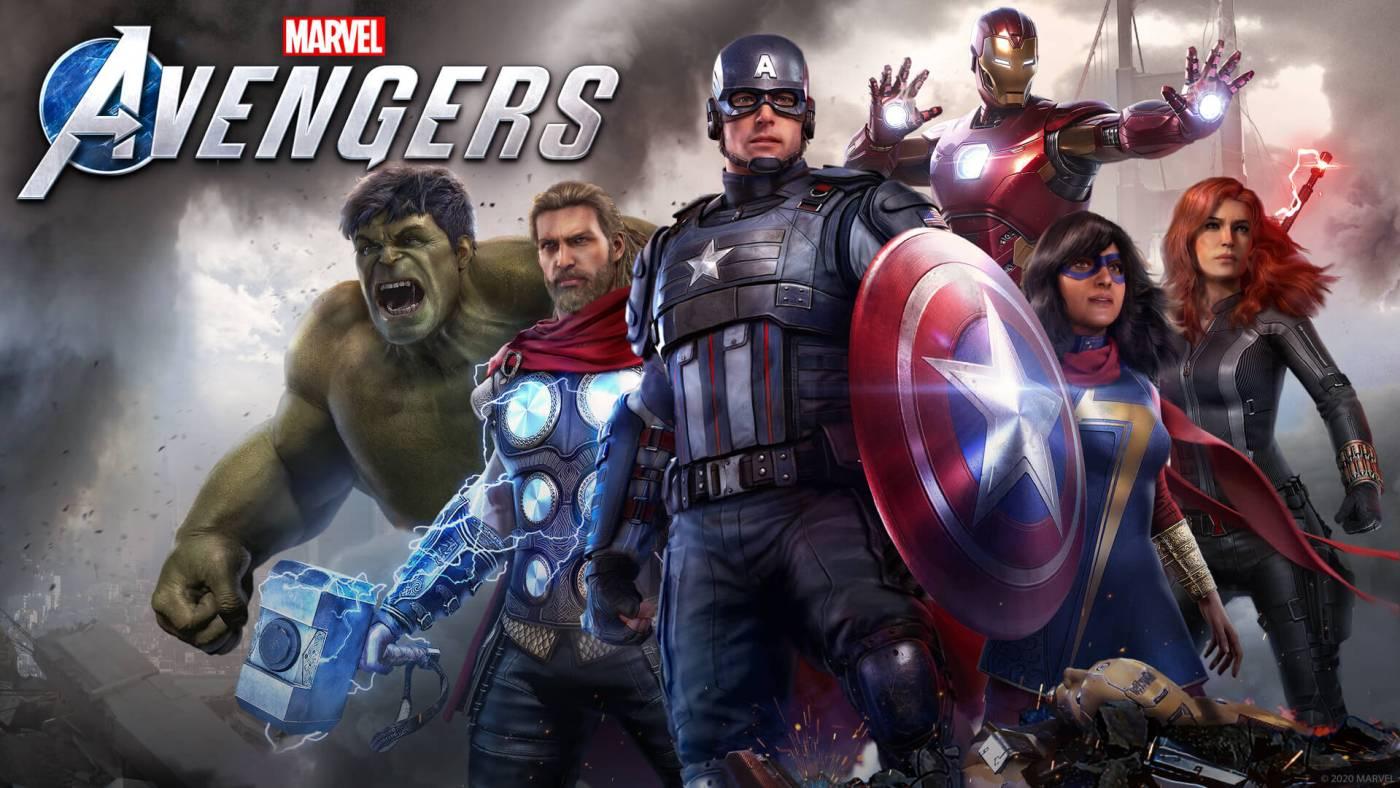 Marvel's Avengers Edición Especial 1