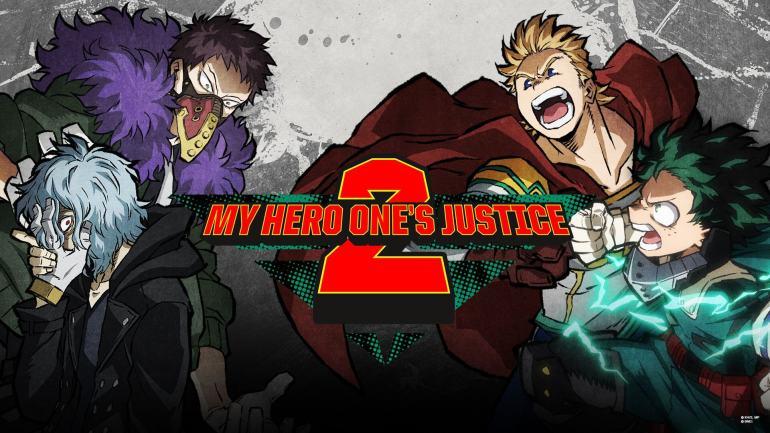 modos de juego de My Hero One's Justice 2