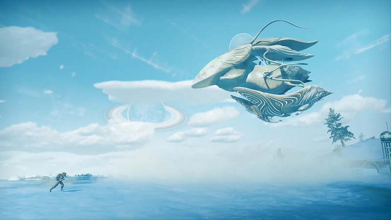 No Mans Sky Living Ship 1