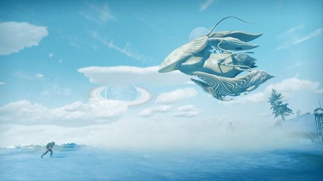 No Man's Sky - Living Ship (1)