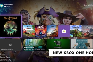 Xbox One Home Febrero 2020 1