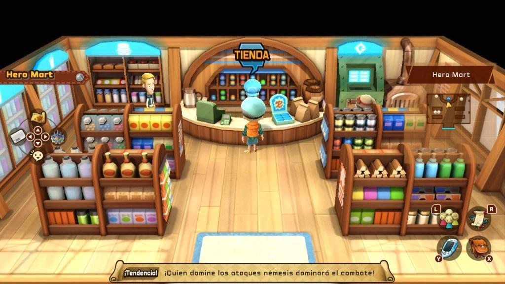 Canjea el código en Hero Mart de Tutti Frutti