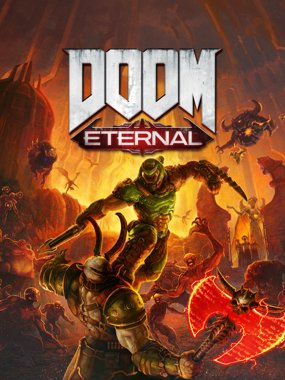 DOOM Eternal Análisis Cover