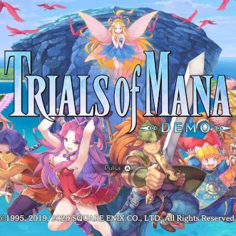 demo de Trials of Mana