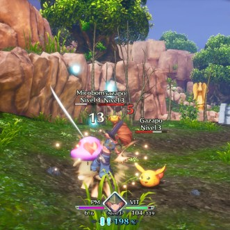 Impresiones de la demo de Trials of Mana