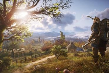 Assassin's Creed Valhalla Anuncio 3
