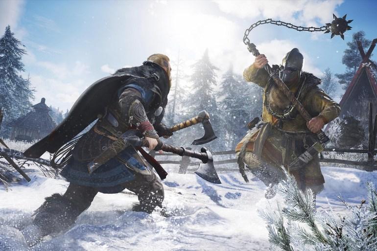 profundidad Assassin's Creed Valhalla