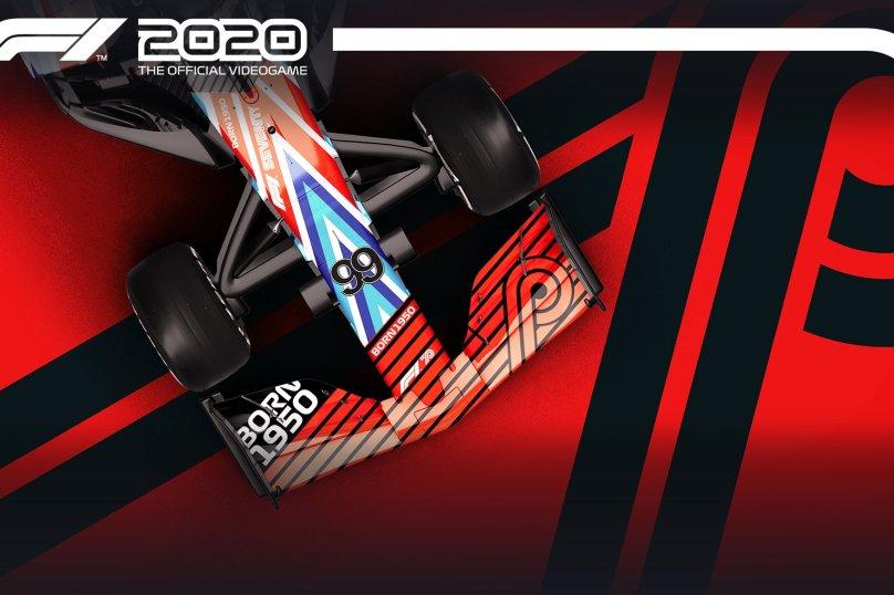 F1 2020 Anuncio