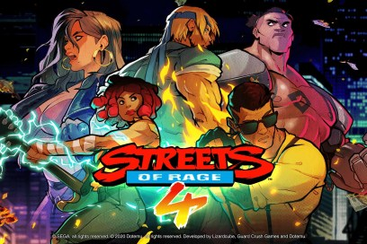 lanzamiento Streets of Rage 4
