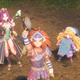 lanzamiento de Trials of Mana