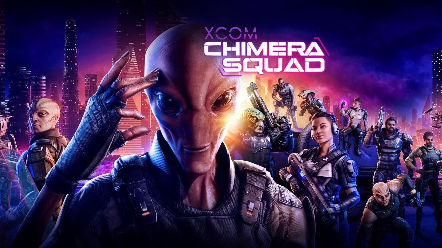 XCOM Chimera Squad Fecha
