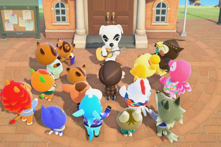 Animal Crossing: New Horizons Totakeke