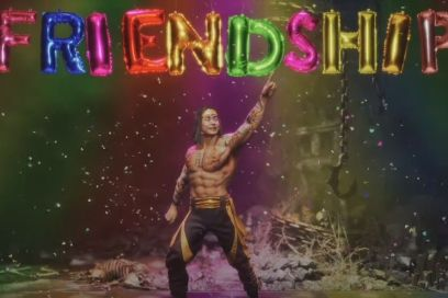 Friendships de Mortal Kombat 11