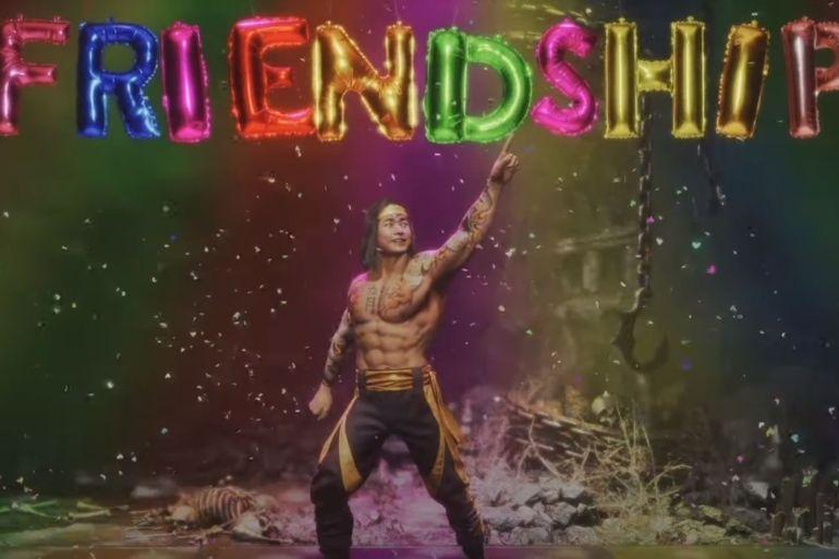 Friendships de Mortal Kombat 11