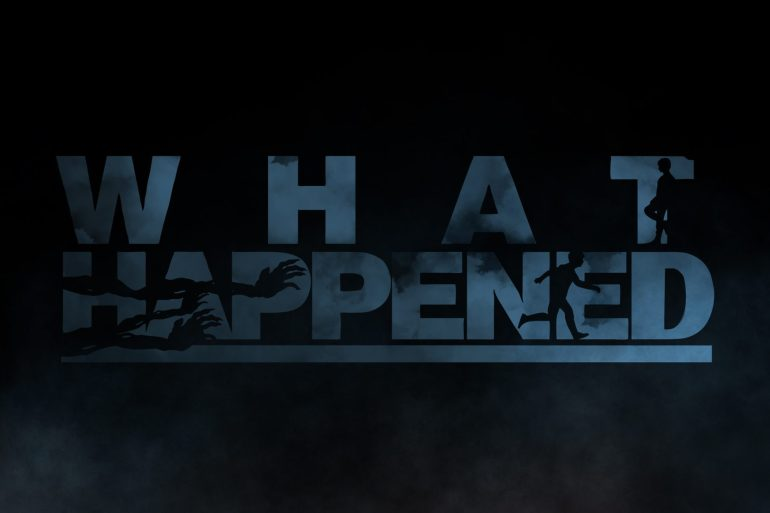 What Happened Logo